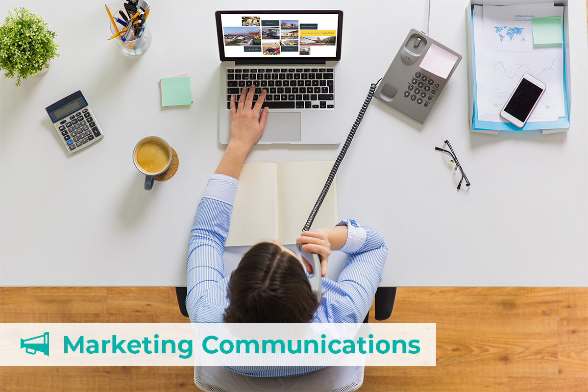 marketing communications services