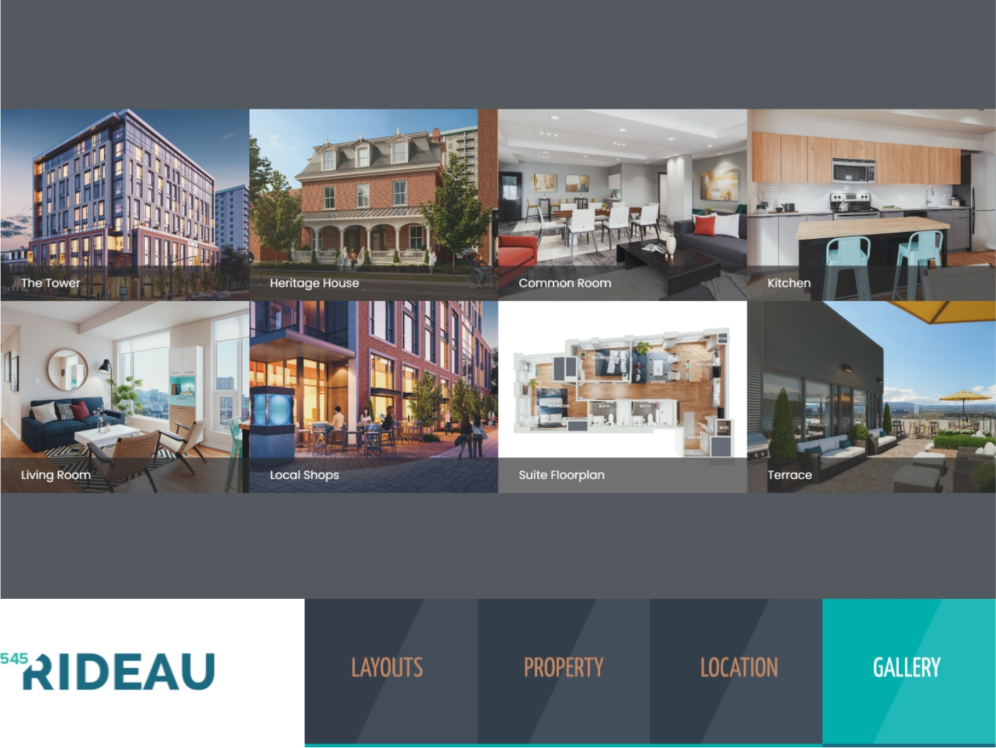 virtual leasing centre gallery